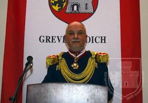 Regimentsoberst Joachim Schwedhelm