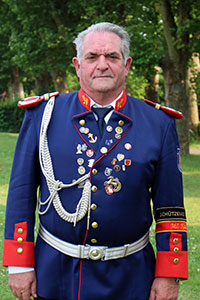 Grenadiermajoradjutant Antonio Aguilar