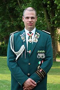 Jägermajor Franz-Josef Esser
