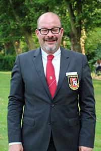 Pressesprecher Peter Eysen