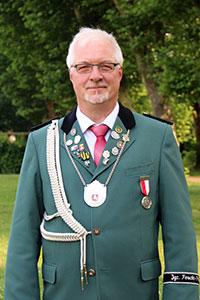 Archivar Ulrich Gerhard