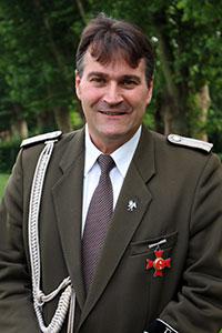 Edelknabenbetreuer Ulrich Herlitz