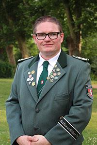 Stv. Schießmeister Stefan Knop