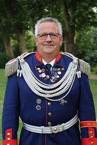 Grenadiermajor Ralf Stegers