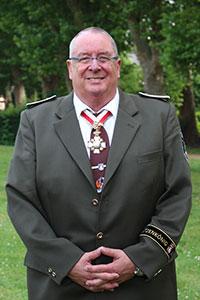 BSV-Schriftführer Mario Straube