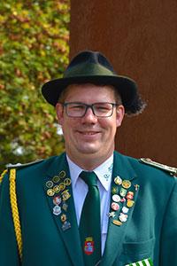 Stv. Schatzmeister Daniel Tockhorn