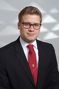 Musikbeauftragter Lukas Esser