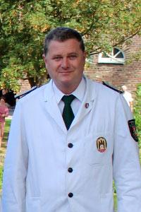 Erster Schiessmeister Thomas Gallus