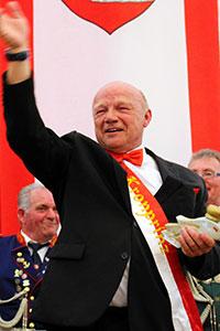 BSV-Kronprinz Dieter Minkenberg.