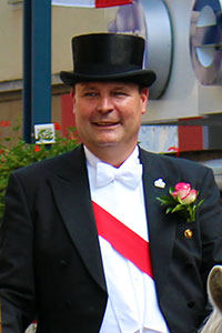 Beisitzer Programmablauf Rüdiger Schlott