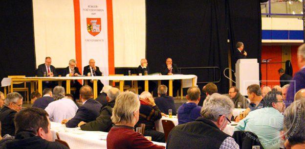 BSV-Jahreshauptversammlung 2017