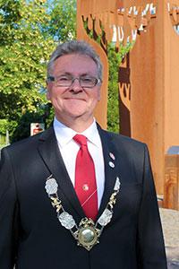 BSV-Präsident Detlef Bley