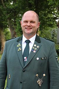 BSV-Schatzmeister Michael Fräßdorf