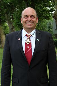 BSV-Vizepräsident Victor Göbbels.