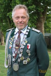 Fackelbaubeauftragter Willi Helfenstein