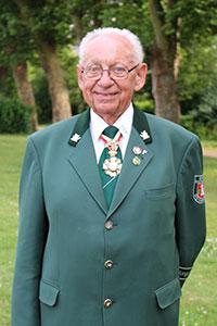 Ehrenpräsident Herbert Schikora