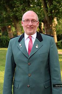 Logistik-Beauftragter Michael Schlesiger