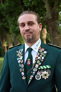 Stv. Schriftführer Jan Wosnitza