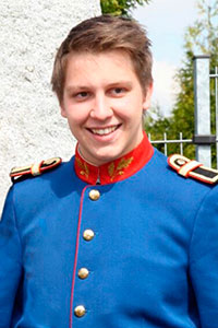 SKS Junge Züge Florian Mikulla.